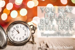 Make the most of your precious time: 4 key principles